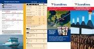 Die Bornholm-Fähren - MAHART Tours