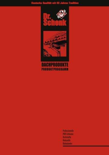 Katalog Dachy elkter.cdr - Dr.Schenk