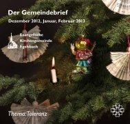 GB-4-2012 zum downloaden! - Omniro.de