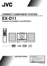 EX-D11 - JVC