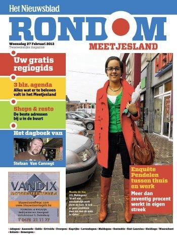 MEETJESLAND - Rondom - Het Nieuwsblad