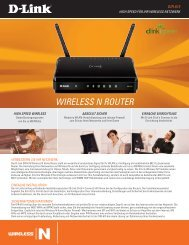 WIRELESS N ROUTER - Tele Columbus
