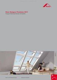ROTO Sonnenschutz Wohndachfenster - Preisliste ... - TKM Fenster