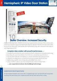 Mobotix MX-T24M-Sec-D11-PW Hemispheric IP Video ... - Use-IP