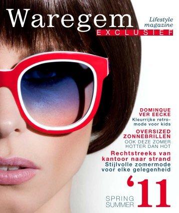 e x c l u s i e f - Waregem Lifestyle magazine