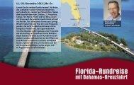 Florida-Rundreise - Bolliger Carreisen Willisau