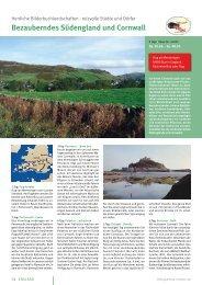 Bezauberndes Südengland und Cornwall - AMOS Reisen