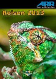 Reisen 2013 - ARR Studienreisen