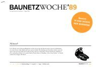 BAUNETZWOCHE#89