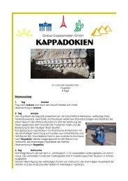 Kappadokien - Globus Gruppenreisen