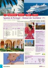 Spanien & Portugal – Heimat der Seefahrer - Travelcms.de