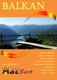 Online-Katalog! - MacSun Travel
