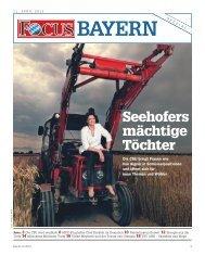 BAYERN - FOCUS MediaLine