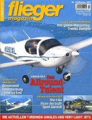 October 2007 - FK-Lightplanes