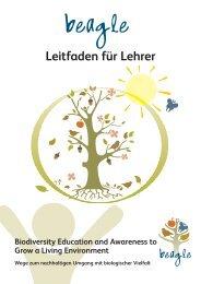 Leitfaden für Lehrer herunterladen - BEAGLE project