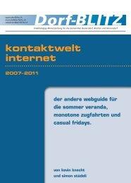 kontaktwelt internet - Dorf Blitz online