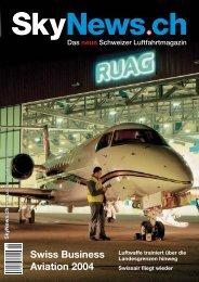 Swiss Business Aviation 2004 - SkyNews.ch