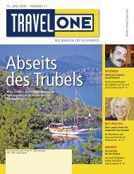 DAS MAGAZIN FÜR REISEPROFIS 14. JUNI 2006 l ... - Travel-One