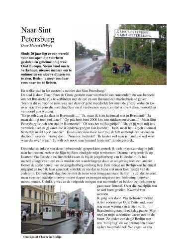 verslag van Marcel Hubers - TWC Oost-Brabant