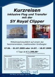 SY Royal Clipper