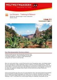 La Gomera - Trekking & Relaxen - Weltweitwandern
