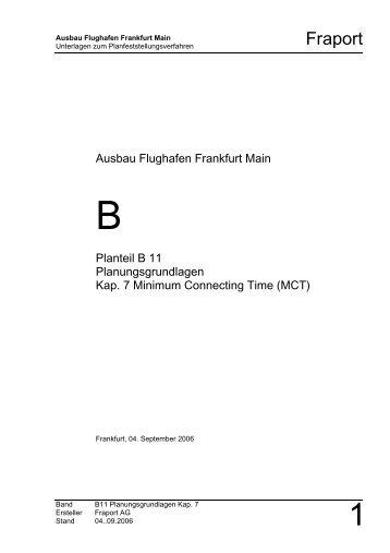 Fraport - Deutscher Fluglärmdienst eV