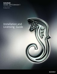 Installing and Licensing Smoke - Autodesk