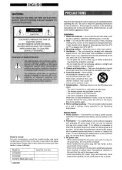call toll free I-800-BUY-AIWA - How To & Troubleshooting - Page 2