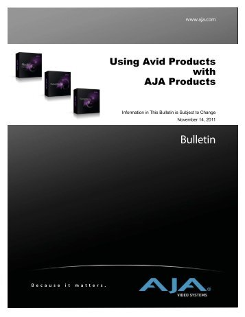 Download - Aja