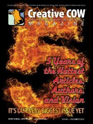Download - Creative COW Magazine