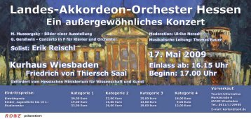 Flyer - Landes-Akkordeon-Orchester Hessen