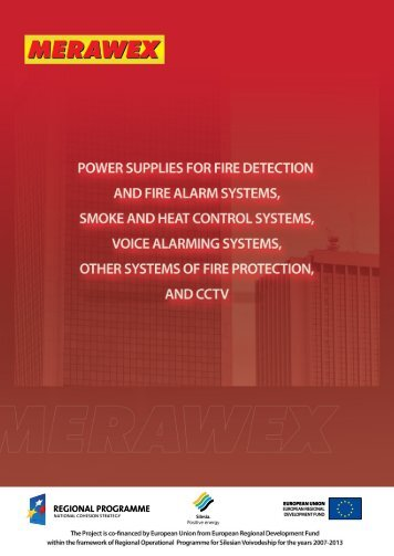 Power supply of the - MERAWEX