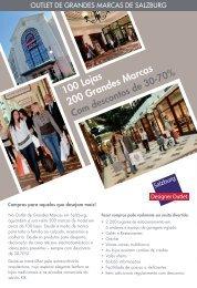 100 Lojas 200 Grandes Marcas - McArthurGlen Designer Outlets