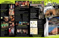 MOUNT AIRY MOUNT AIRY - The Surry Arts Council