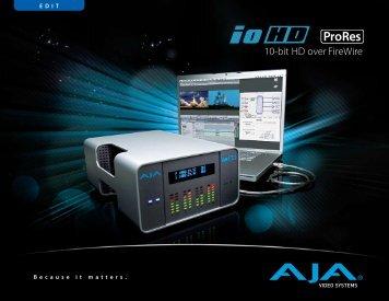 AJA - WTS Broadcast