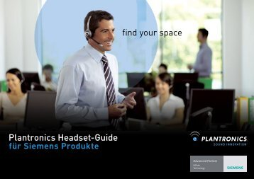 Plantronics Headset-Guide - Lava-Tec. Ihr Headset Spezialist.
