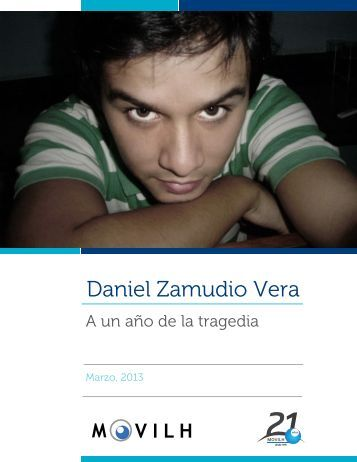 Daniel Zamudio Vera