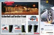 Winterreifen im Test - Autohaus Klinkhammer