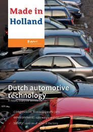 Made in Holland - Netherlands Foreign Trade Agency