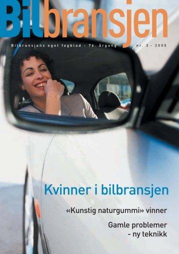 Blad nr - Norges Bilbransjeforbund