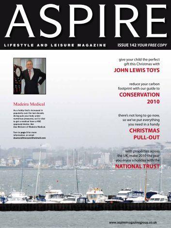 john lewis toys conservation 2010 christmas pull ... - Aspire Magazine