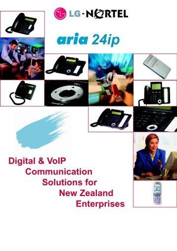 Lg aria 24 Ip manual