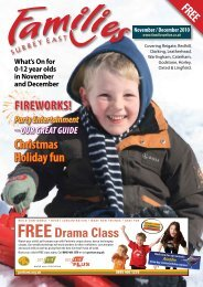 Christmas Holiday fun - Families Online