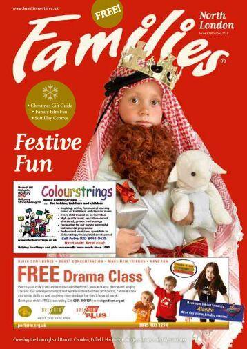 Festive Fun - Families Online