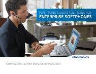 Softphone Compatibility Guide - Plantronics
