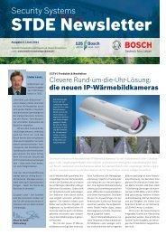 STDE Newsletter 2011-02.indd - Bosch