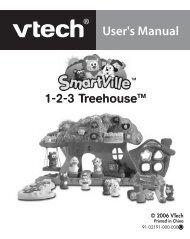 SmartVille - 1-2-3 Treehouse - VTech