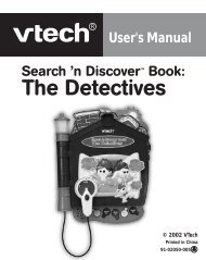 Search-n-Discover Book - VTech