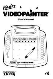 Master Video Painter - VTech