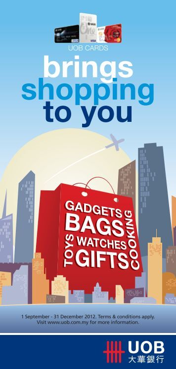 September 2012 Rewards Catalogue - United Overseas Bank ...